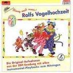 Rolfs Vogelhochzeit, 'Sing mit uns', 1 CD-Audio
