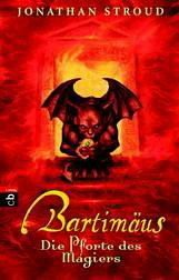 Die Pforte des Magiers / Bartimäus Bd.3 - Stroud, Jonathan