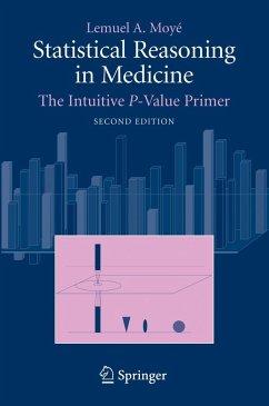 Statistical Reasoning in Medicine - Moye, Lemuel A.