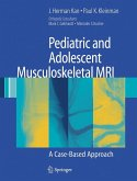 Pediatric and Adolescent Musculoskeletal MRI: A Case-Based Approach