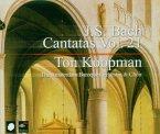 Complete Bach Cantatas Vol.21
