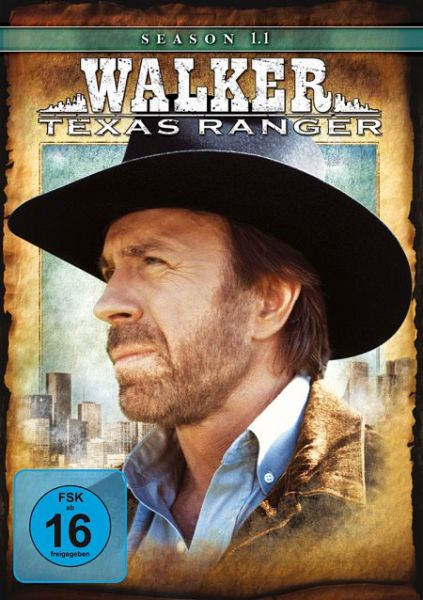 Walker Texas Ranger Darsteller