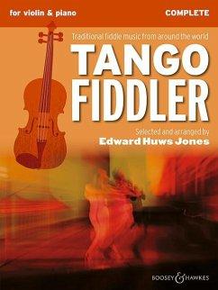 The Tango Fiddler, Klavier und Violine, Klavierauszug