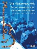 Die Gitarren AG, m. Audio-CD
