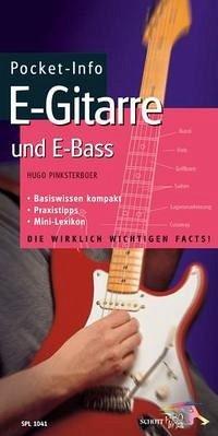 E-Gitarre und E-Bass