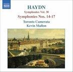 Sinfonien 14-17