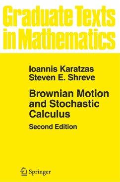 Brownian Motion and Stochastic Calculus - Karatzas, Ioannis; Shreve, Steven E.