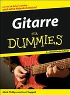 Gitarre für Dummies, m. CD-Audio