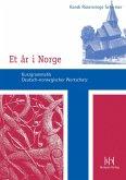 Et ar i Norge, Kurzgrammatik - Deutsch-norwegischer Wortschatz