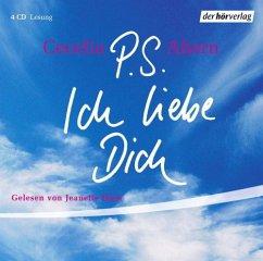 P.S. Ich liebe Dich / Holly Kennedy Bd.1 (4 Audio-CDs) - Ahern, Cecelia