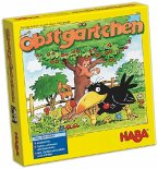 HABA 4460 - Obstgärtchen, (Obstgarten-Abwandlung), Lernspiel, Merkspiel
