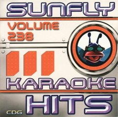 Sunfly Hits Vol.238 (Cdg) - Karaoke