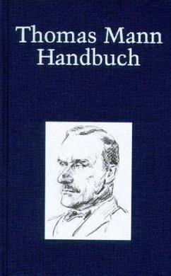 Thomas Mann Handbuch - Koopmann, Helmut (Hrsg.)