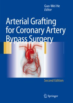 Arterial Grafting for Coronary Artery Bypass Surgery - He, Guo-Wei (ed.)