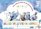 Der Blockflötenspatz, m. Audio-CD