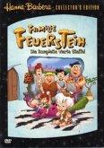Familie Feuerstein - Die komplette vierte Staffel (Collector's Edition, 5 DVDs)