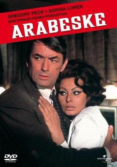 Arabeske - Gregory Peck,Sophia Loren,Alan Badel