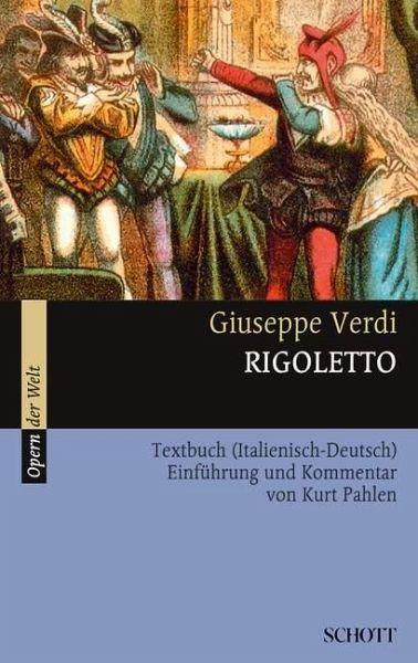 Rigoletto Von Giuseppe Verdi Portofrei Bei Bucher De Bestellen