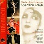 Das fabelhafte Leben der Josephine Baker, 3 Audio-CD