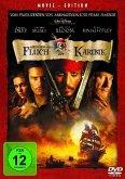 Fluch der Karibik, Movie Edition, 1 DVD-Video, dtsch., engl. u. italien. Version