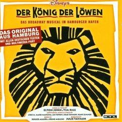 Der König Der Löwen (Dt.Vers.) - Elton John/Tim Rive