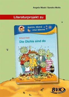 Literaturprojekt zu ´´Die Olchis sind da´´