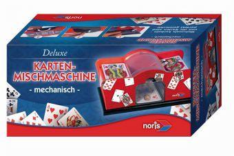 Karten-Mischmaschine, mechanisch