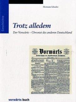 Trotz alledem - Schüler, Hermann