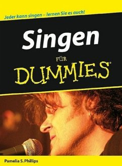 Singen für Dummies, m. Audio-CD