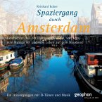 Spaziergang durch Amsterdam, 1 Audio-CD