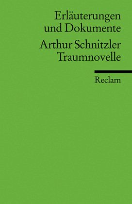 Arthur Schnitzler Traumnovelle