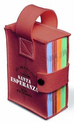 Santa Esperanza, 36 Hefte - Morchiladze, Aka