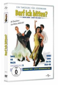 Darf ich bitten? - Standard Tänze, Lateinamerikanische Tänze - Karl-Heinz Wellerdiek,Maj-Britt Schweigler,Mirko H
