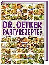 Dr. Oetker Partyrezepte von A-Z - Oetker