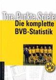 Tore, Punkte, Spieler - Die komplette BVB-Statistik