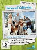 Ferien auf Saltkrokan - Teil 1-5 (5 DVDs)