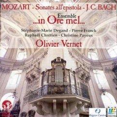 Kirchensonaten Und Orgelkonzer