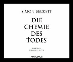Die Chemie des Todes / David Hunter Bd.1, 6 Audio-CDs - Beckett, Simon