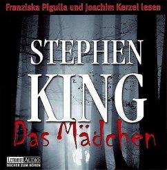 Das Mädchen, 7 Audio-CDs - King, Stephen