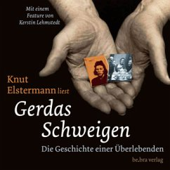 Gerdas Schweigen, 1 Audio-CD - Elstermann, Knut