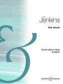 Ave Verum, 1 oder 2 Singstimmen und Klavier (Orgel)