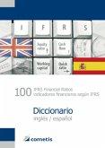 100 IFRS Financial Ratios Diccionario Inglés - Español