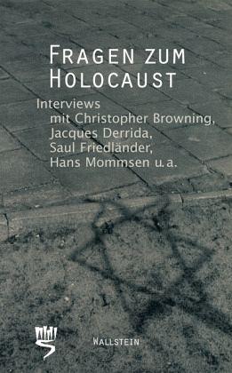 Fragen zum Holocaust - Bankier, David (Hrsg.)