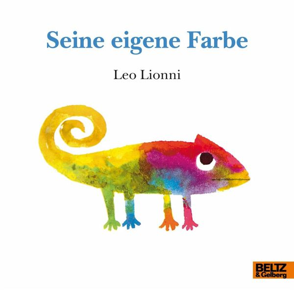 Seine eigene Farbe von Leo Lionni - Buch - buecher.de