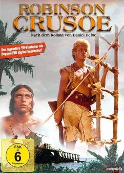 Robinson Crusoe, 2 DVDs - Robert Hoffmann/Fabian Cevallos