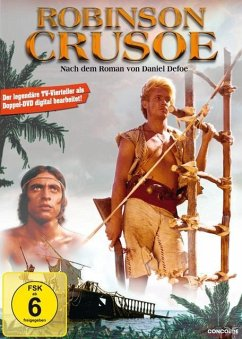 Robinson Crusoe, 2 DVDs