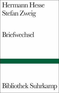 Briefwechsel - Hesse, Hermann; Zweig, Stefan