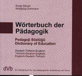 Wörterbuch der Pädagogik Türkisch / Englisch / Deutsch
