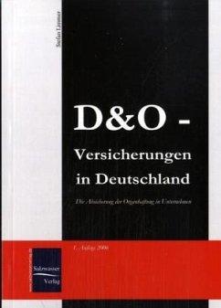 D&O-Versicherungen - Limmer, Stefan