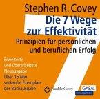Die 7 Wege zur Effektivität, 10 Audio-CDs